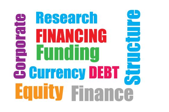 Funding Debt Equity